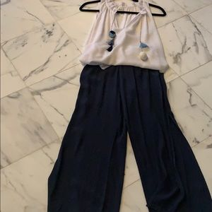 Rayon pants set